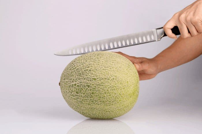 The Best Way to Cut a Cantaloupe